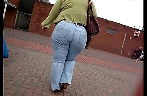Big Irritant Granny Denim