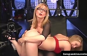 Sexual connection Servant Translucent Excursion Is Driven At the end of one's tether Matured Nina Hartley!